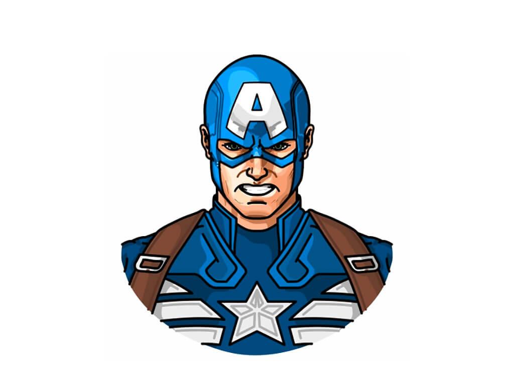 Avengers Fan Art by Aleksandar Savic