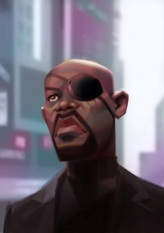 Avengers Fan Art by Levi Gomes