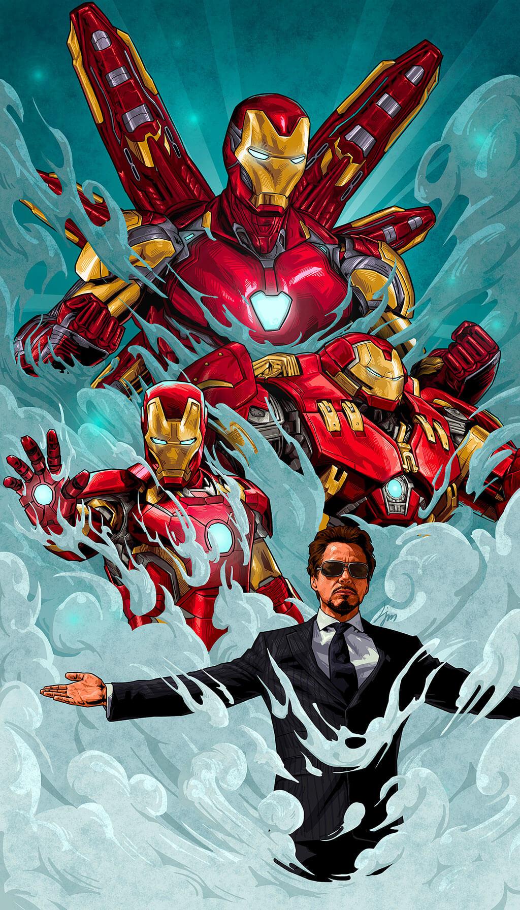 Avengers Fan Art by linjingming jingming