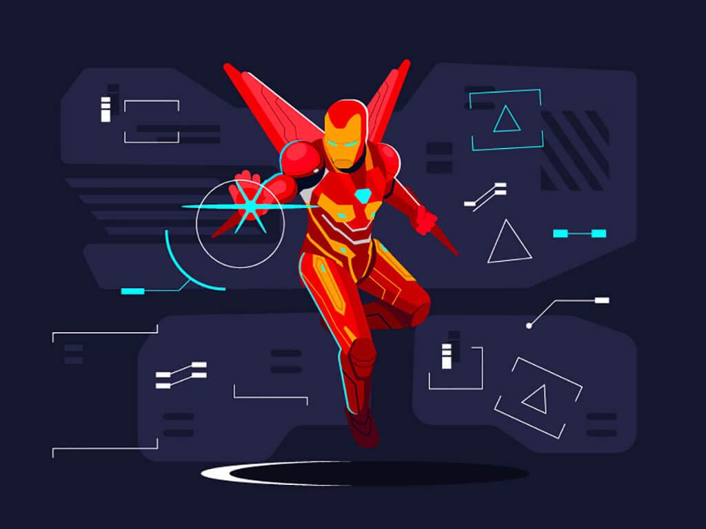 Avengers Fan Art by WuliaoJ