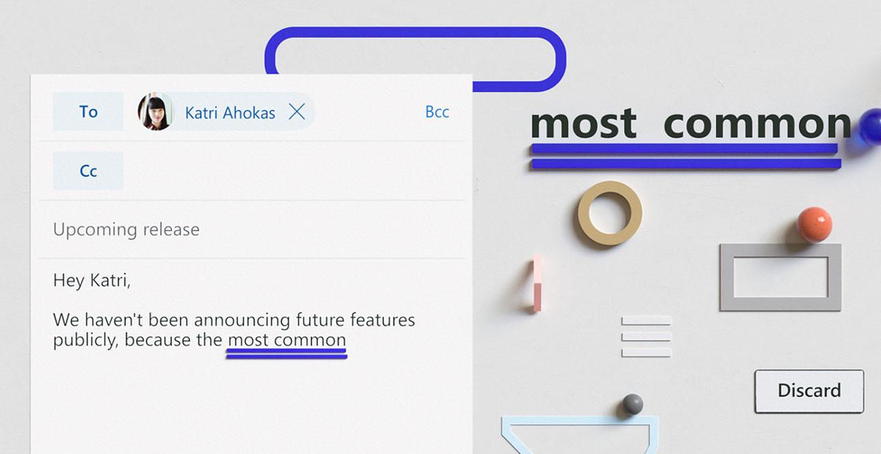 Microsoft Editor by Microsoft Design