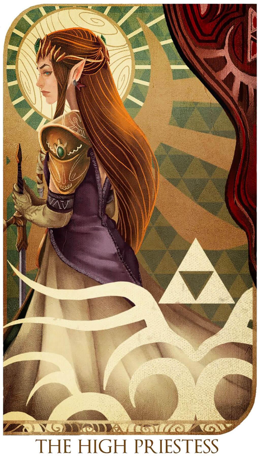 Zelda Fan Art by Thomas Randby