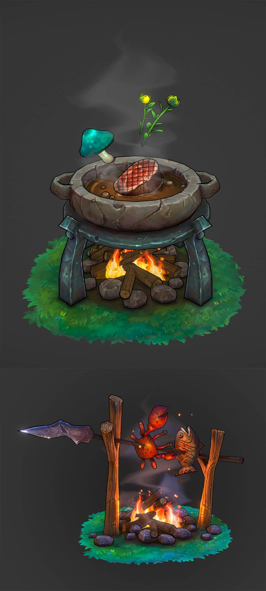 Zelda Fan Art by Jasmin Habezai-Fekri