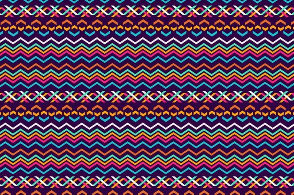 Free Incas Seamless Vector Pattern