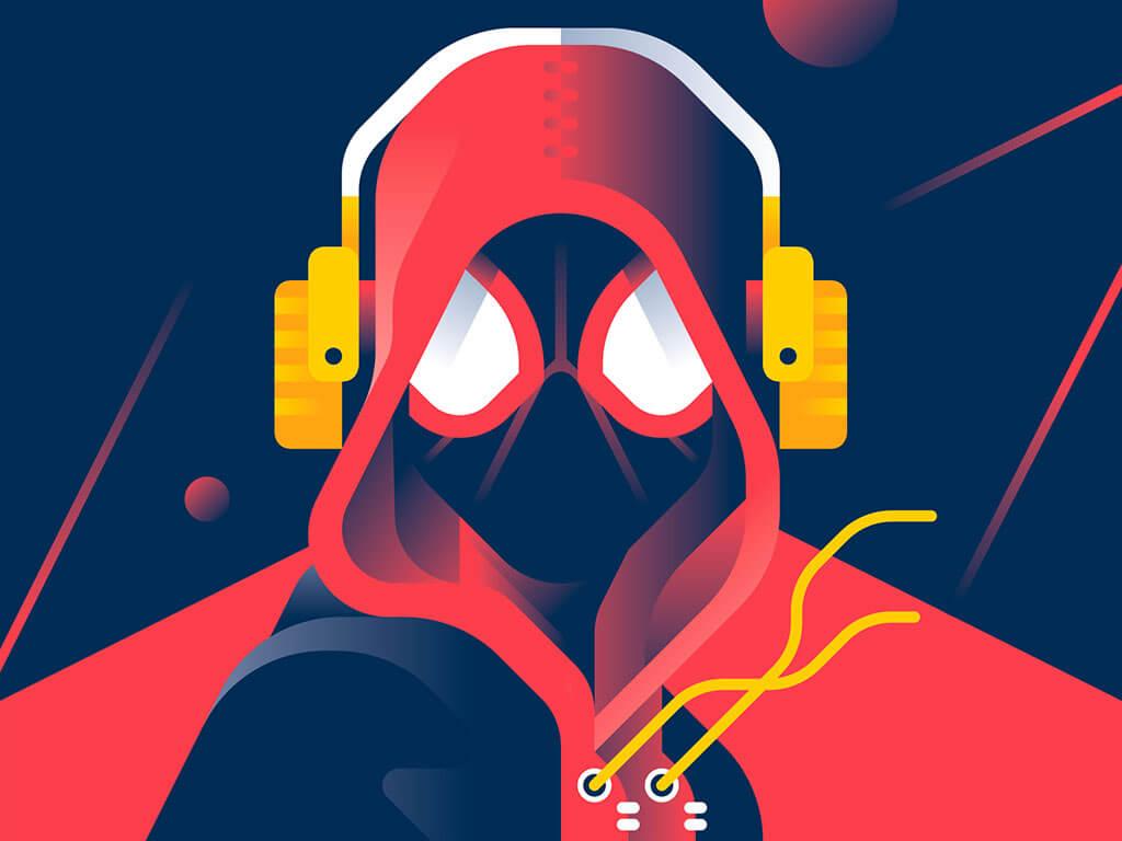 Spider-Man Fan Art by Davide Mazzuchin
