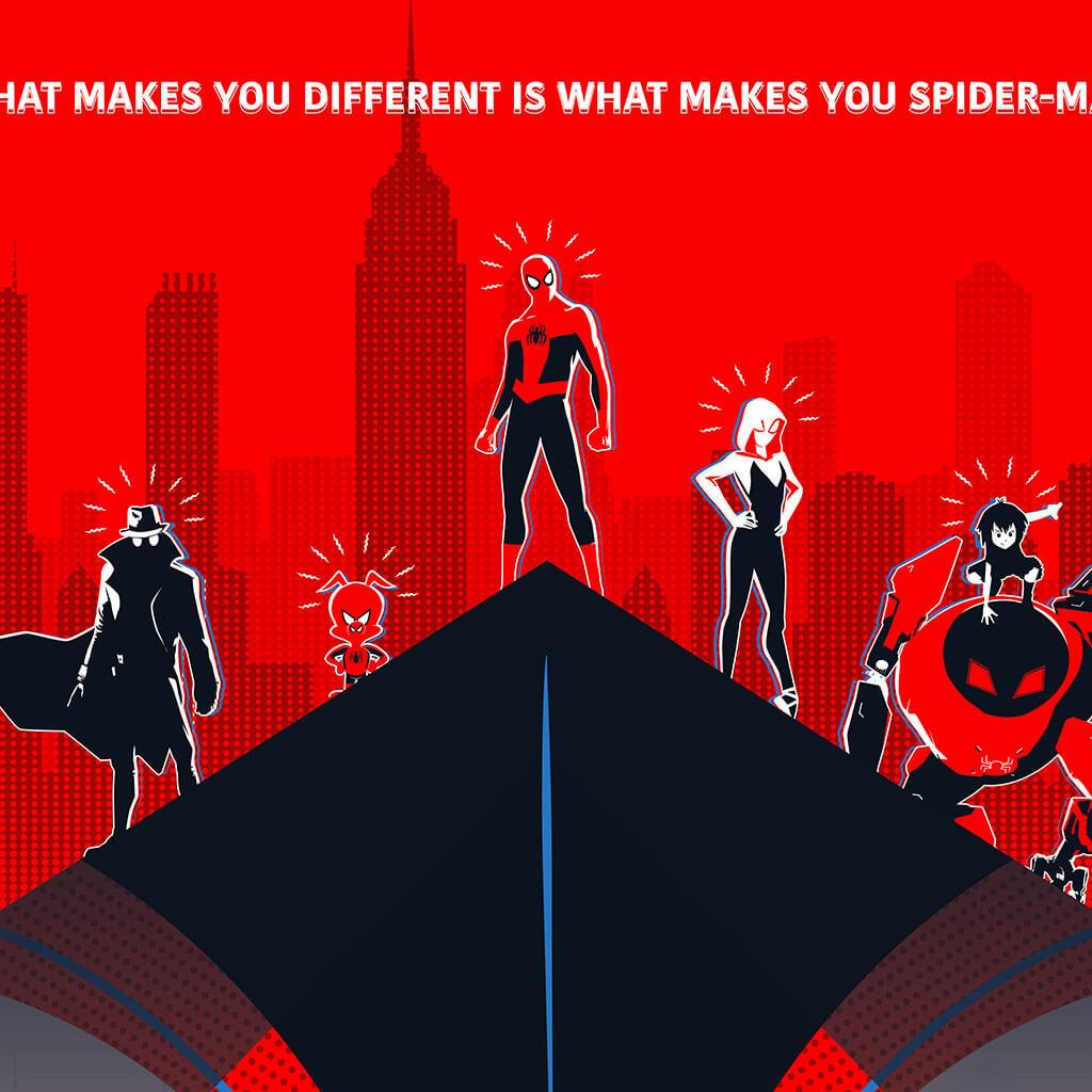 Spider-Man Fan Art by Julien Rico Jr