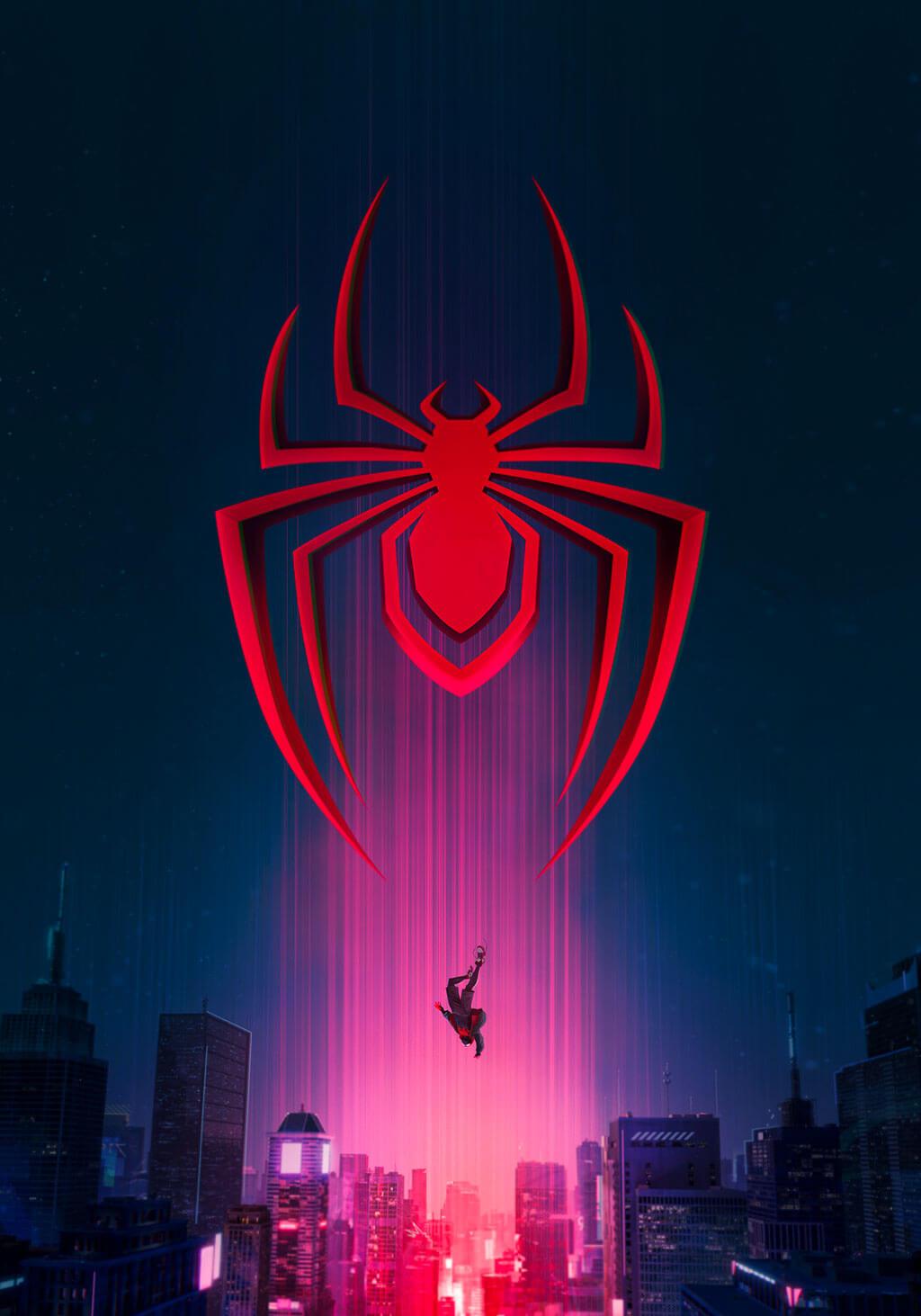 Spider-Man Fan Art by Mizuri AU