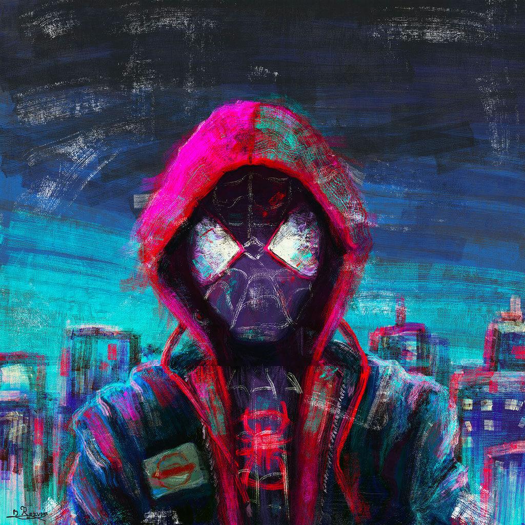 Spider-Man Fan Art by Razvan Bogdan