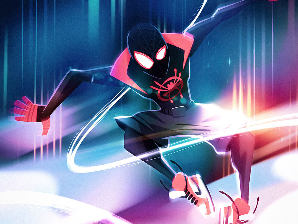 Spider-Man Fan Art by Santiago Moriv