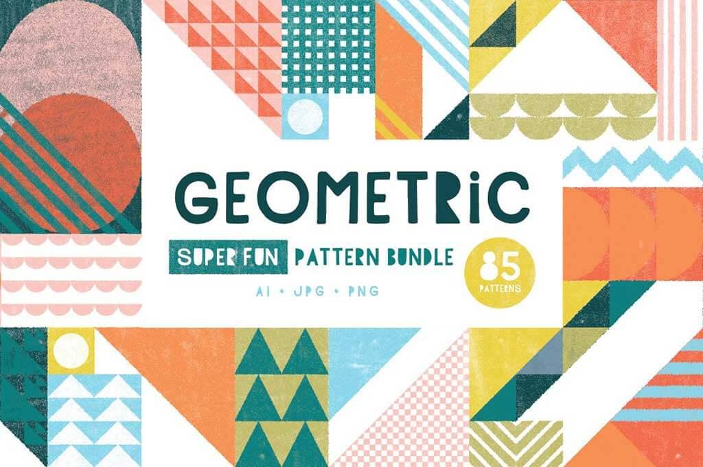 Super Fun Geometric Patterns