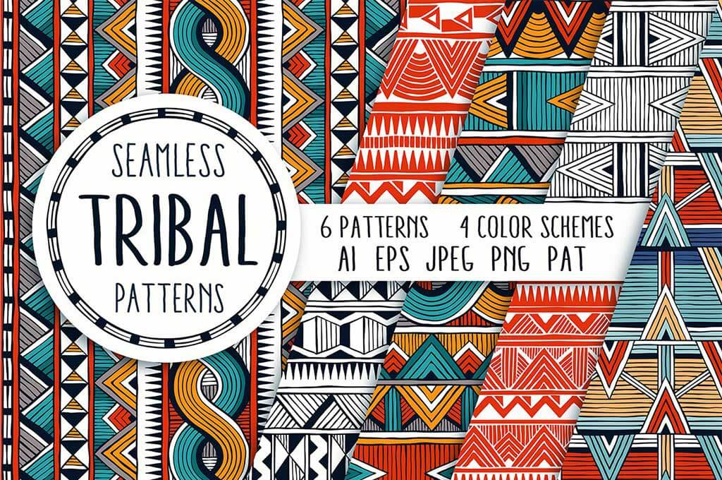 Tribal Patterns Collection