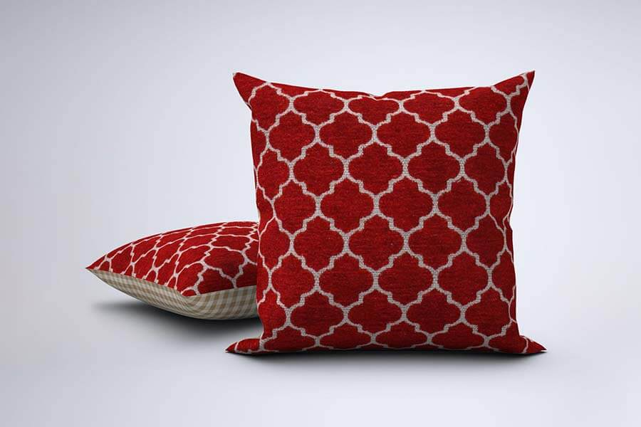 Pillow Cushion Mock-Up