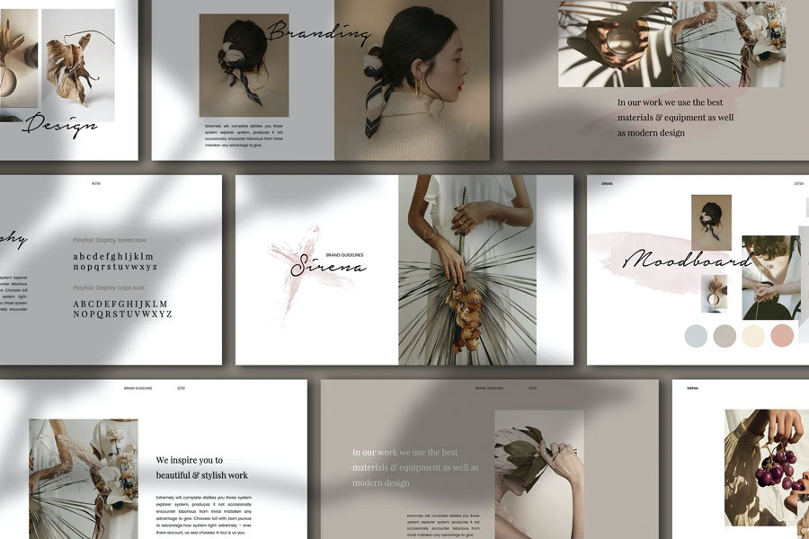 Sirena PowerPoint Presentation