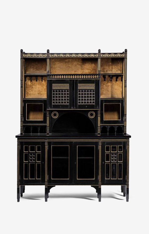 Christopher Dresser – Sideboard, ca. 1875 – Oscar Graf