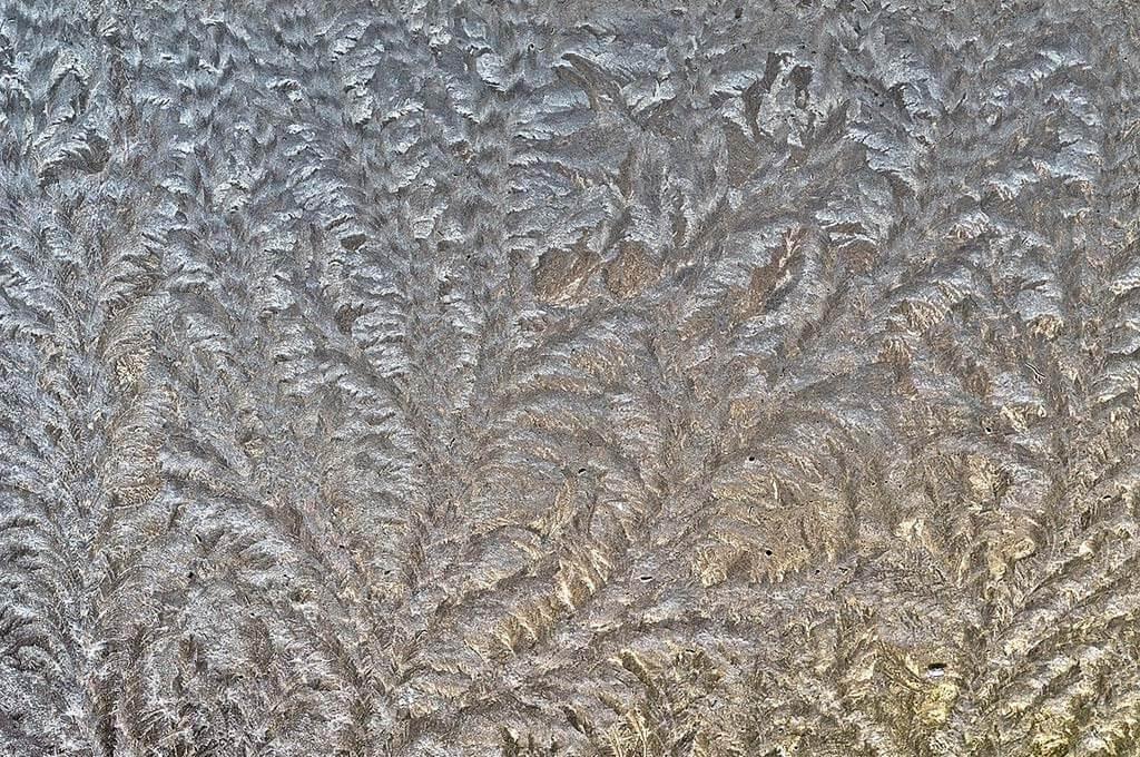 Eiskristalle Hardest Frozen Texture