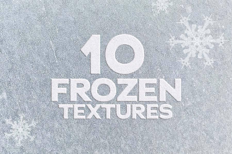 Frozen Textures