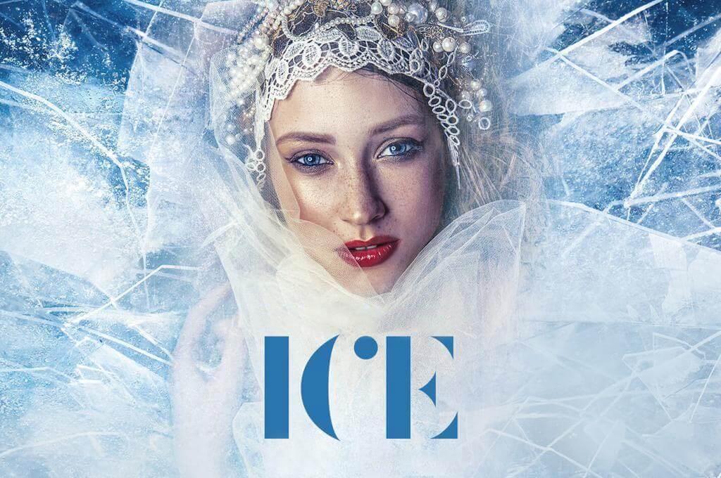 Ice Photoshop Overlays