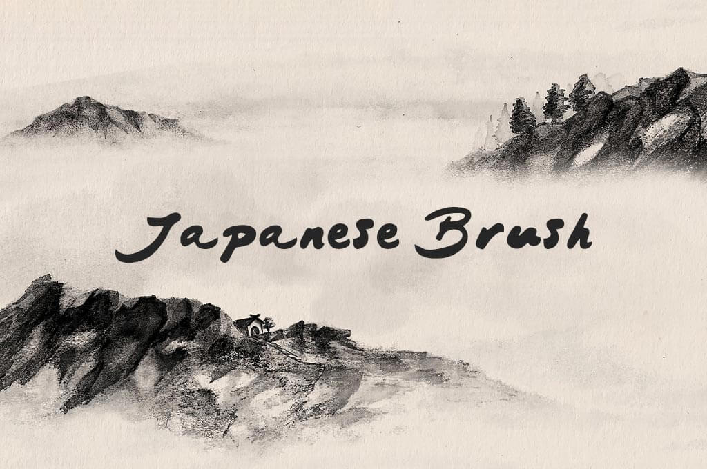 Japanese Brush