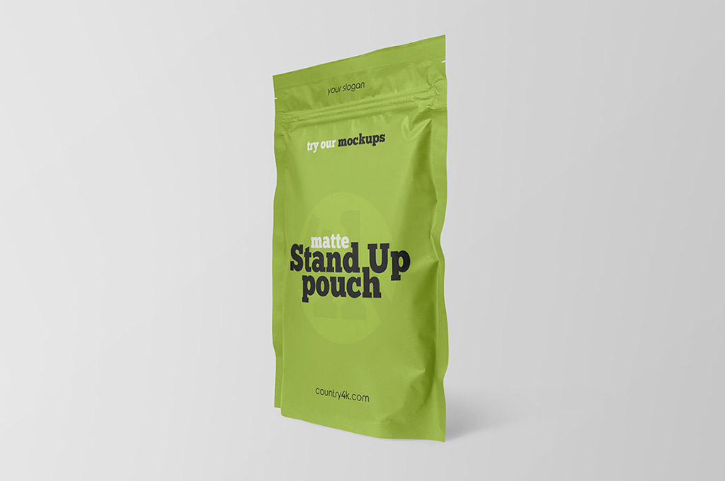 Plastic Bag Packaging – Free Mockup