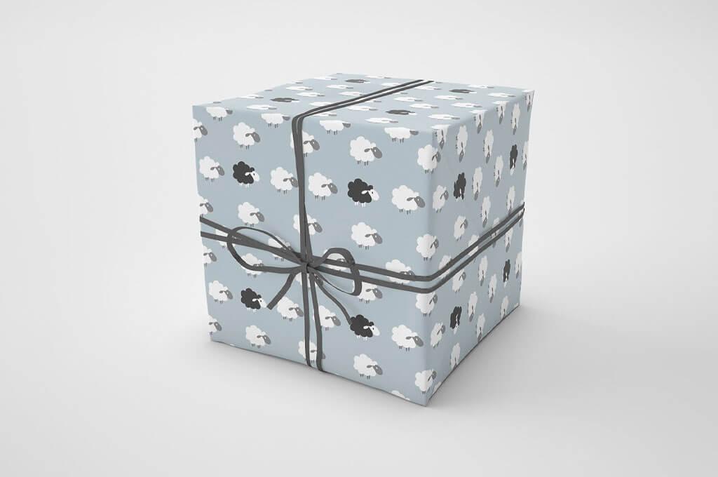 Gift Boxes Mockup Set
