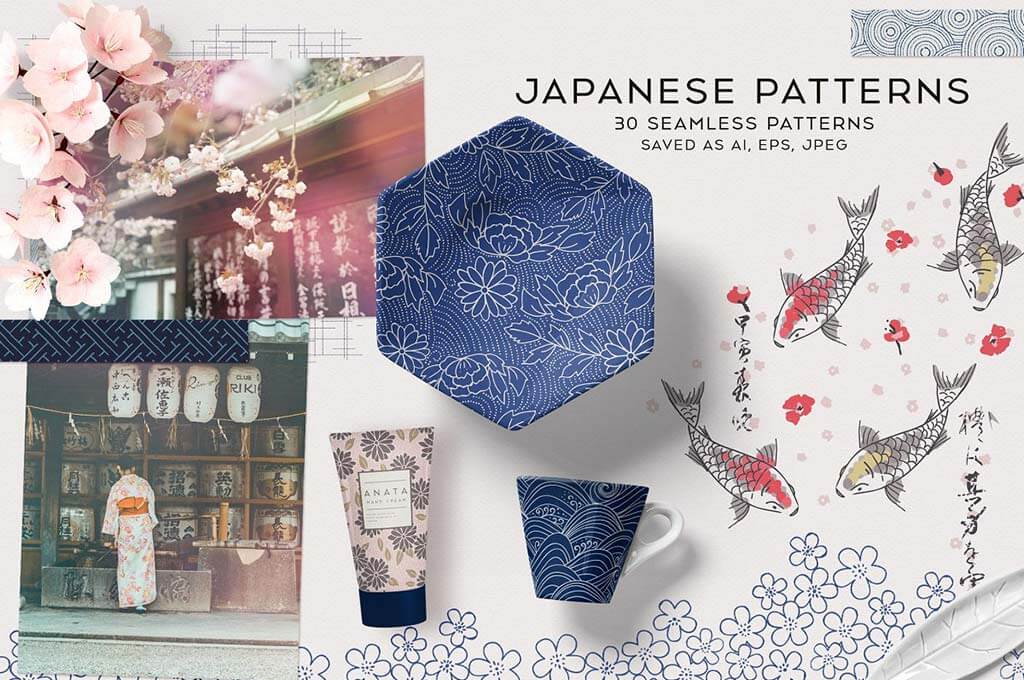 Japanese Patterns