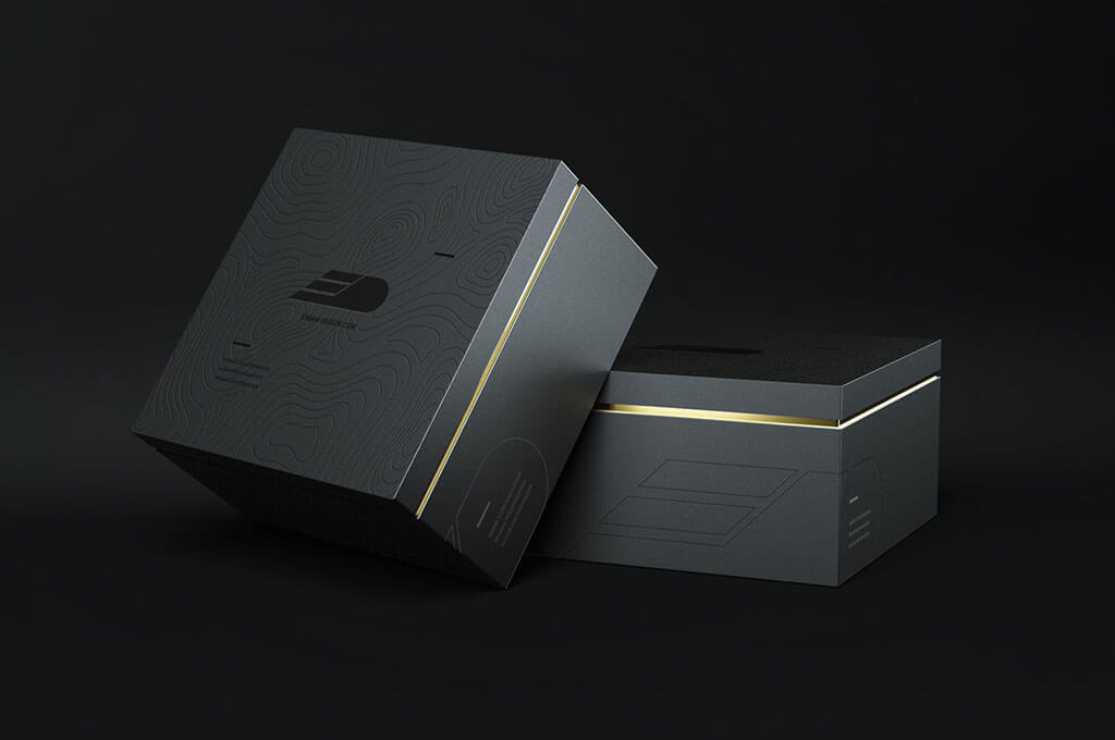 Packaging Design Mockup