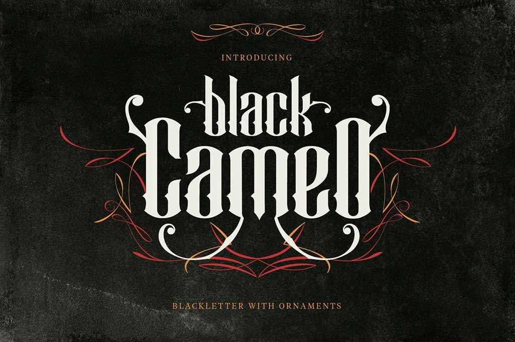 Black Cameo