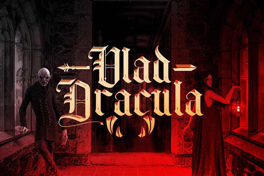Old Charlotte — Bold Decorative Gothic Font