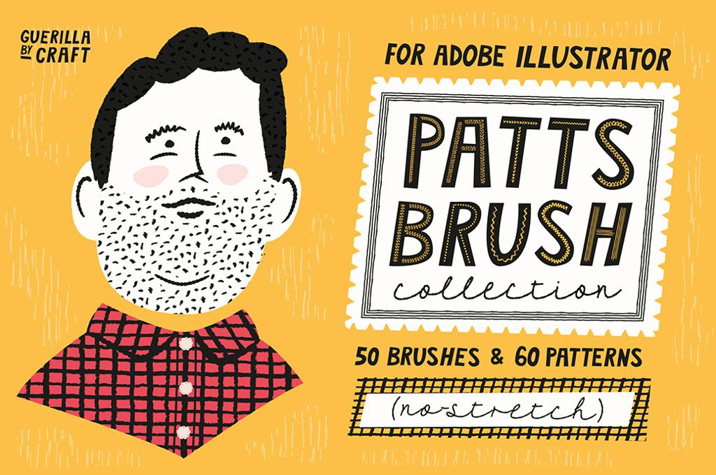 Patts Illustrator Brushes