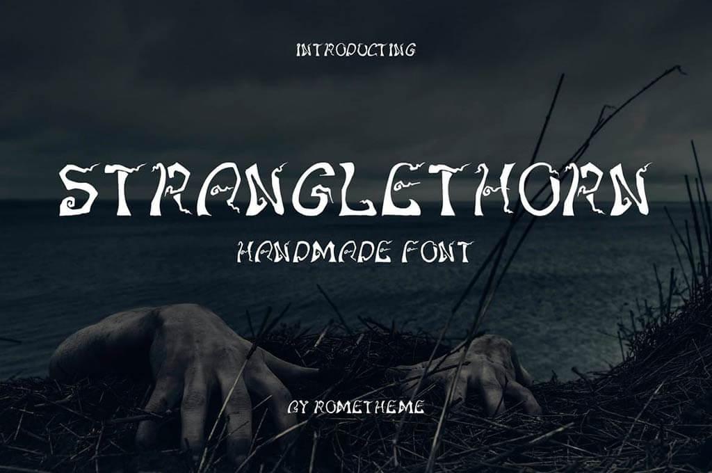 Stranglethorn YR