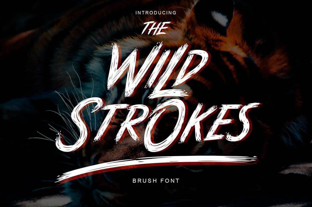The Wild Strokes