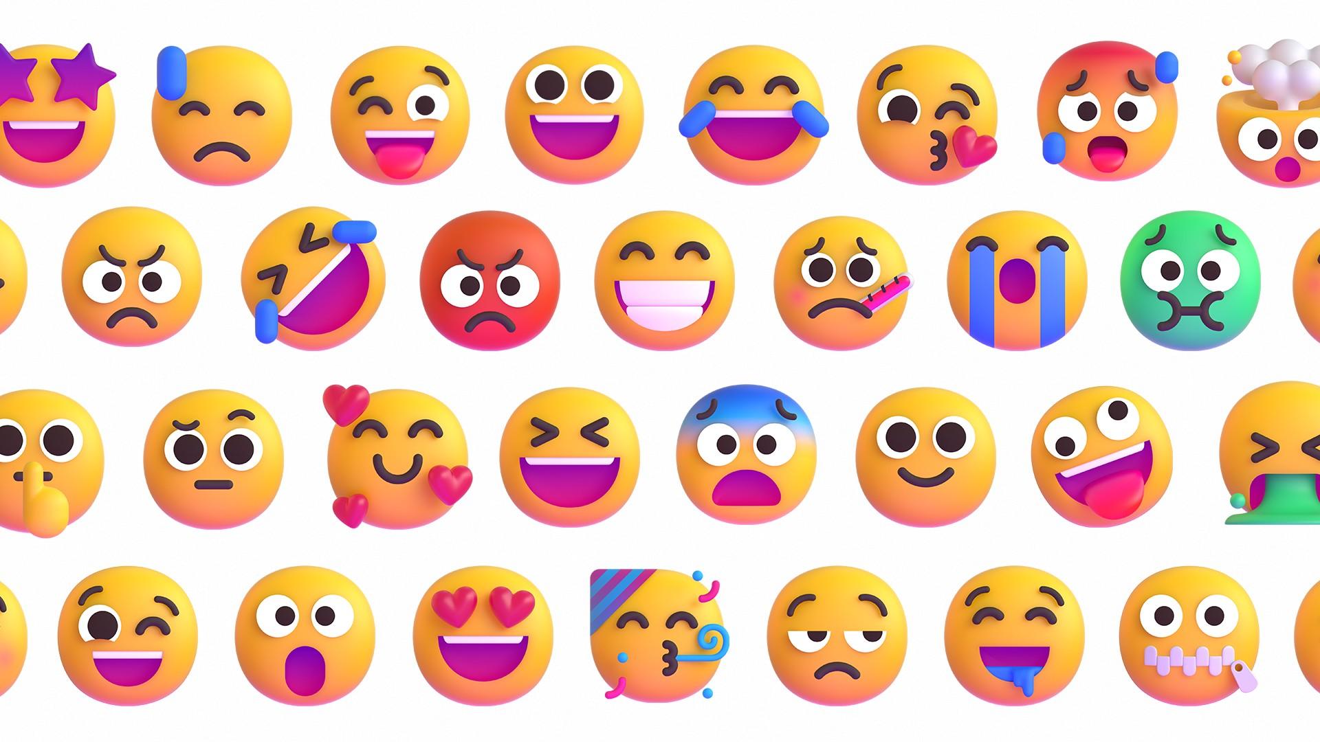 Fluid Emoji