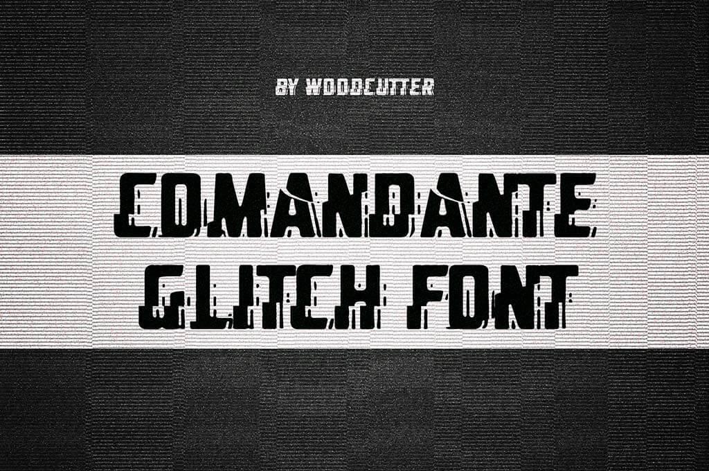 Comandante Glitch