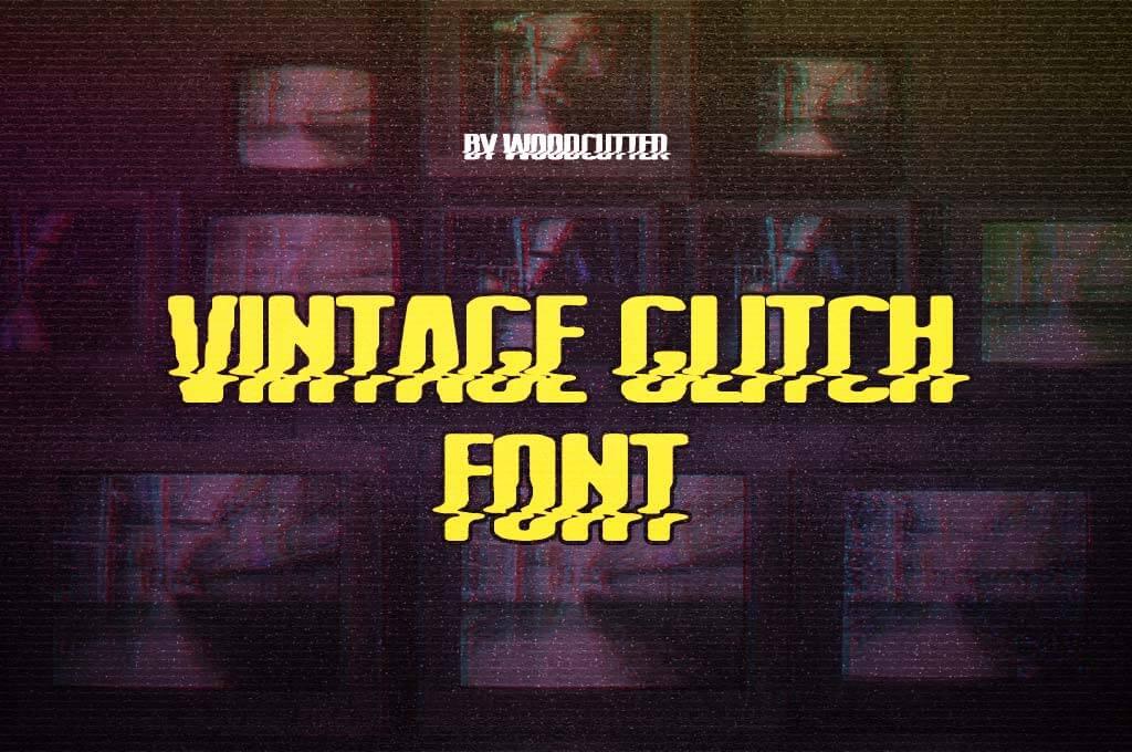 Vintage Glitch