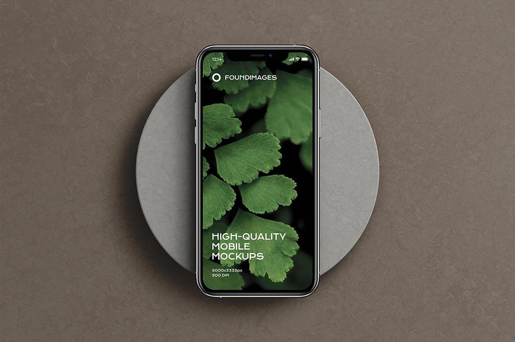72 iPhones — Device Mockup Bundle