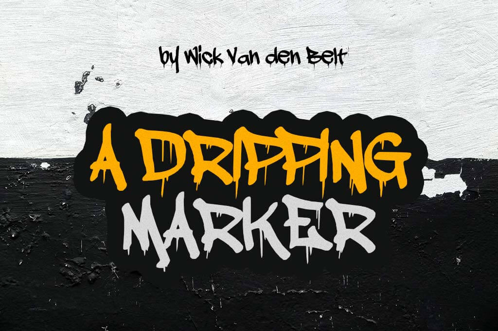 A Dripping Marker