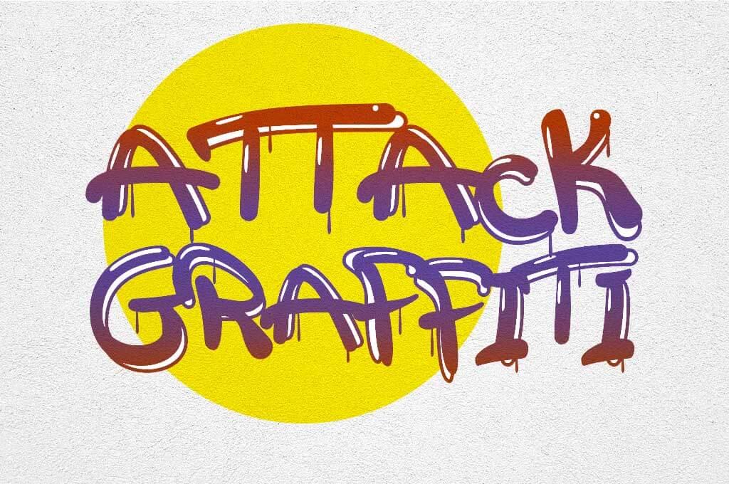 Attack Graffiti
