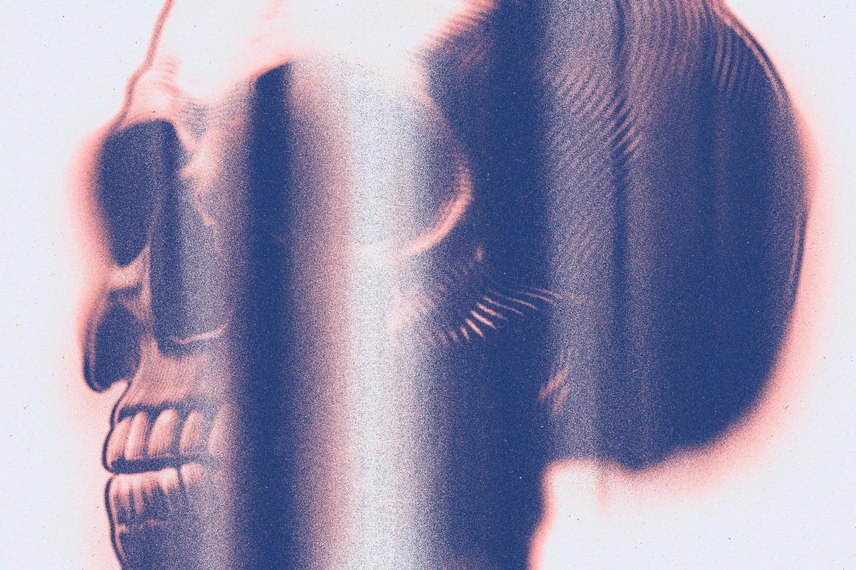 Distort Machine Photoshop Effect by Pixelbuddha