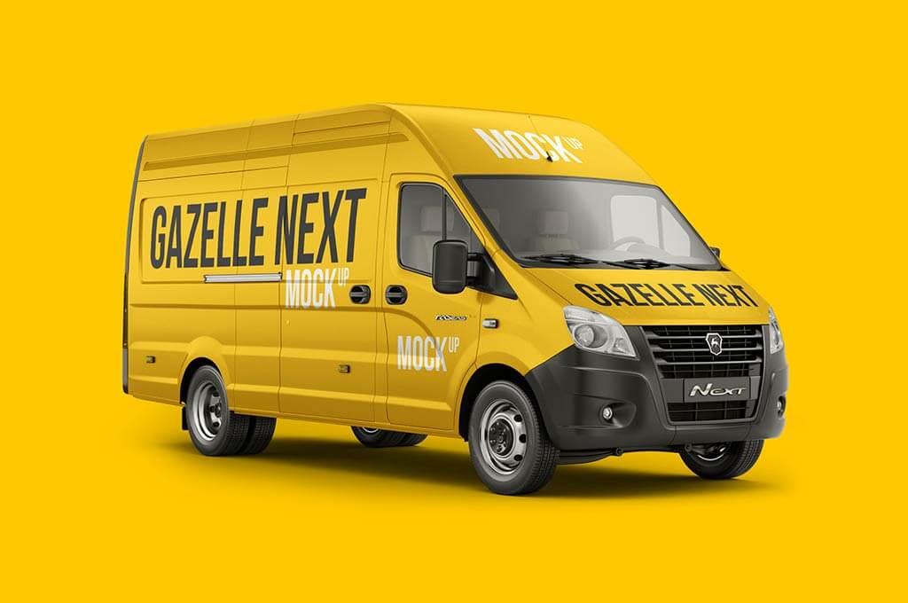 Gazelle Next Van. Free