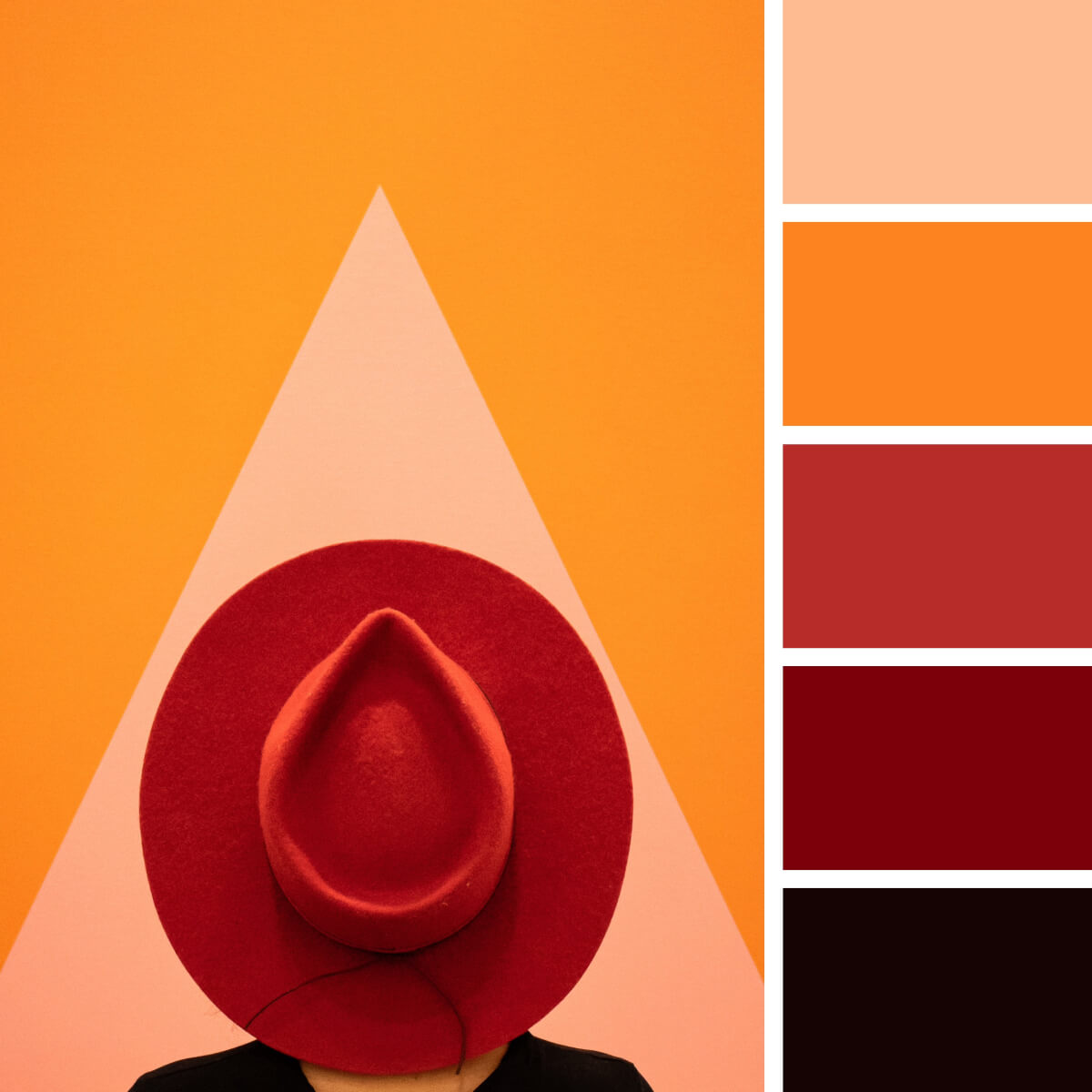 Juicy Red & Orange