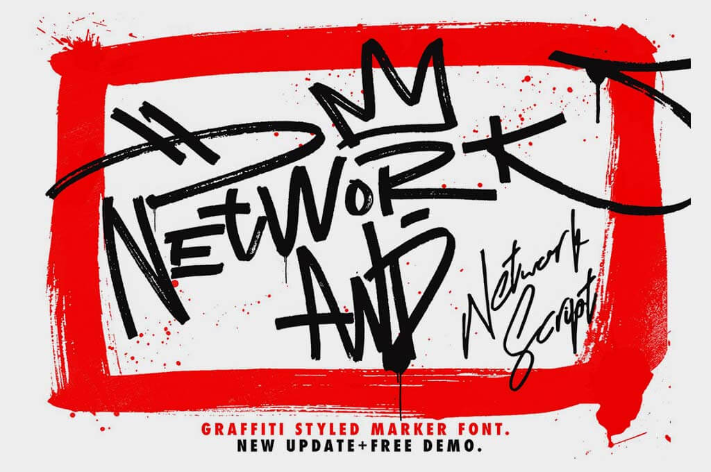 Network Fonts and Extras Updated