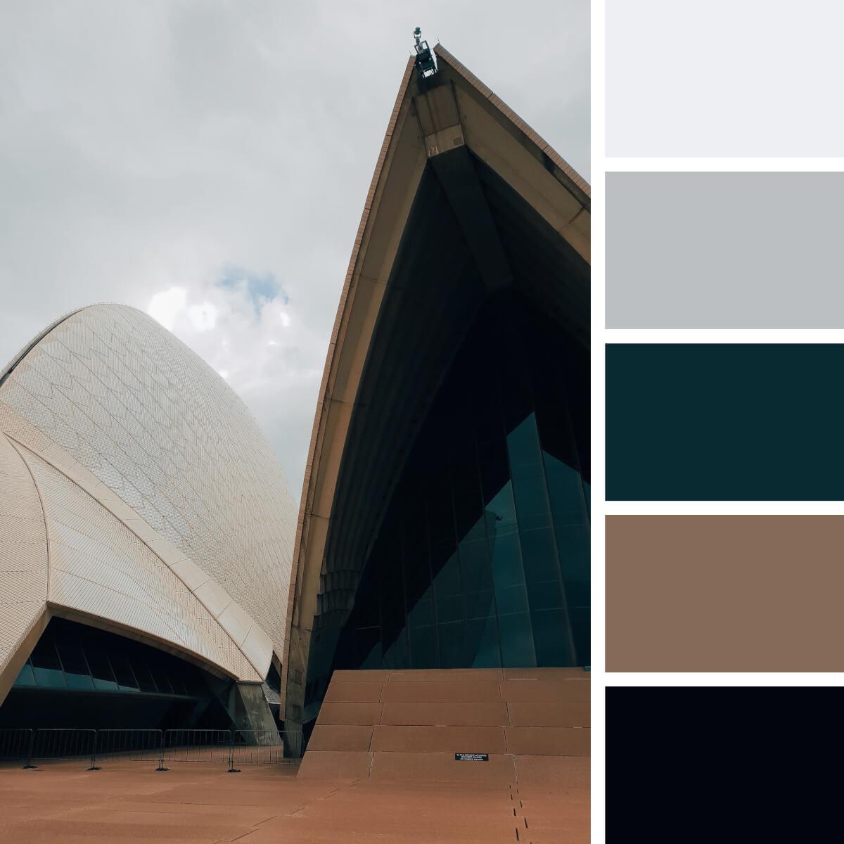 Neutral Gray & Beige