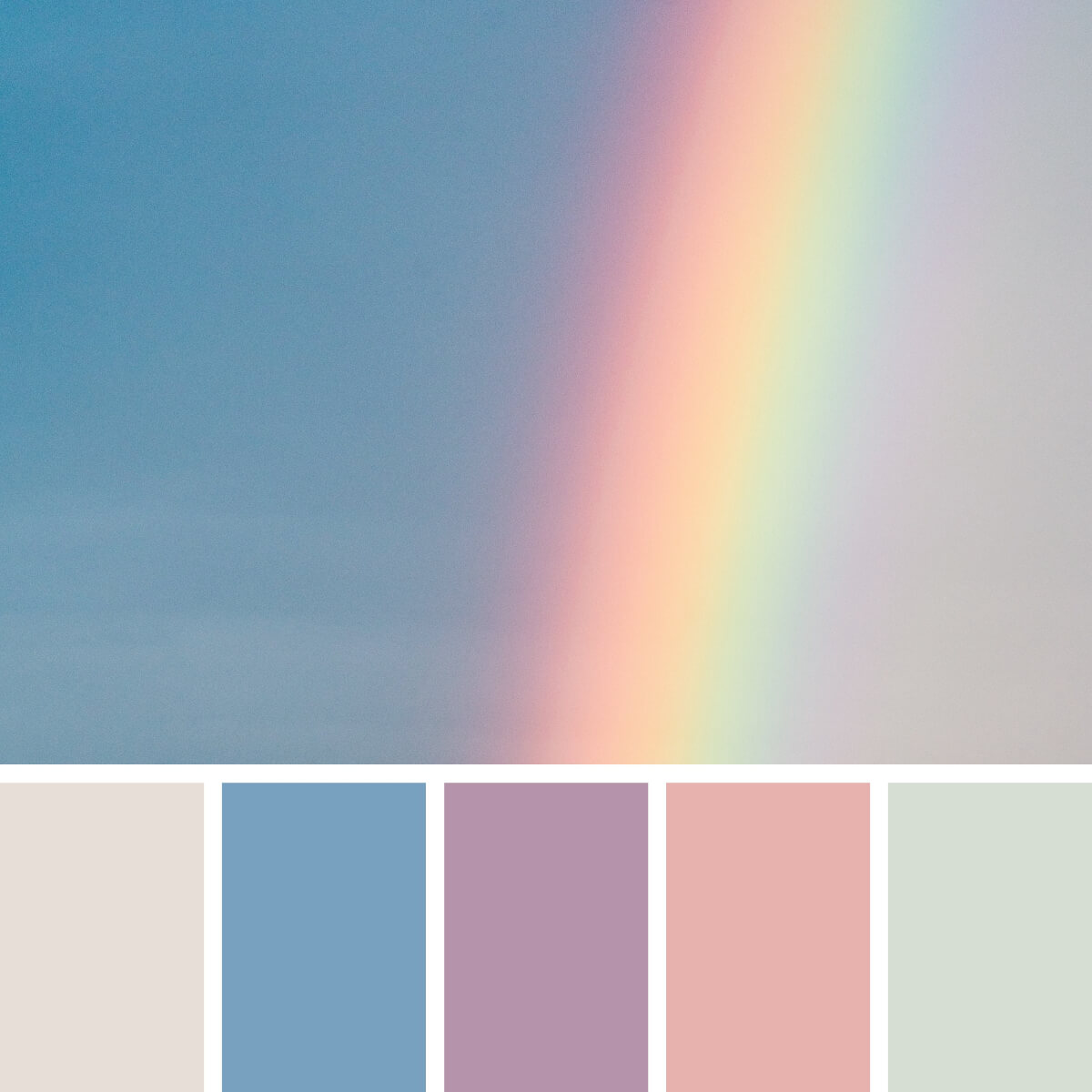 Rainbowy & Pastel