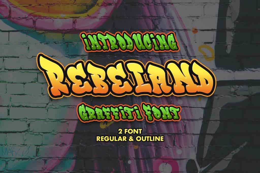 Rebeland Font