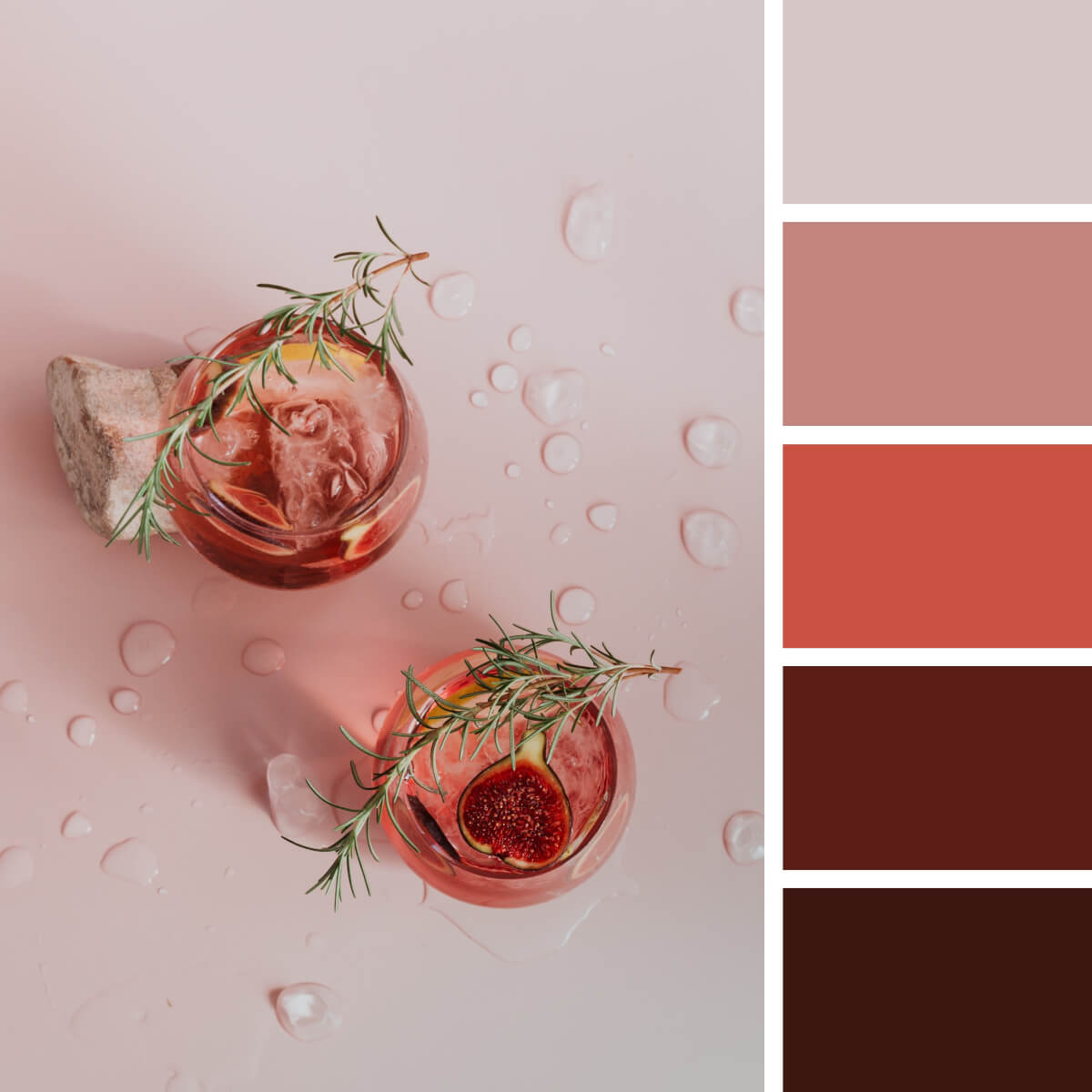 Refreshing Pink & Coral