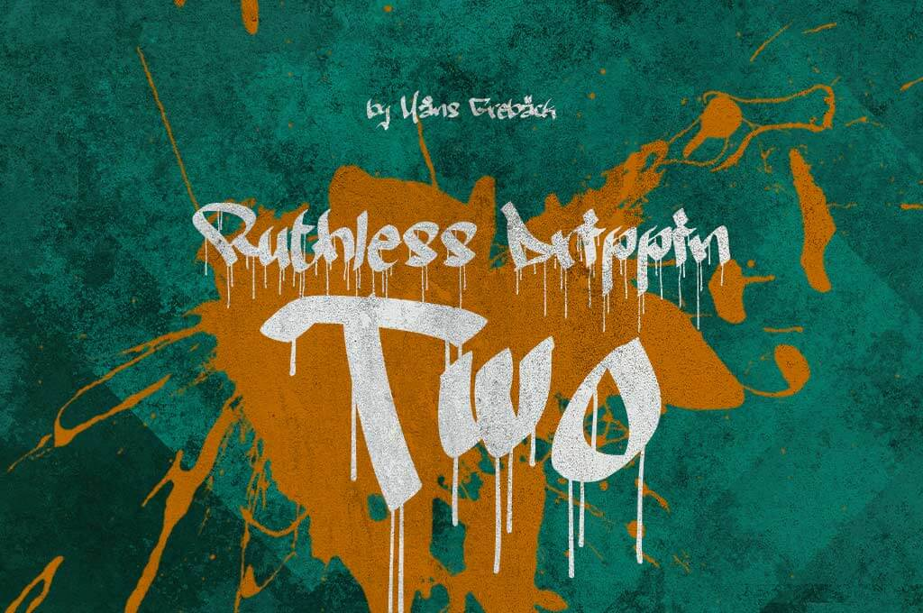 Ruthless Two Font