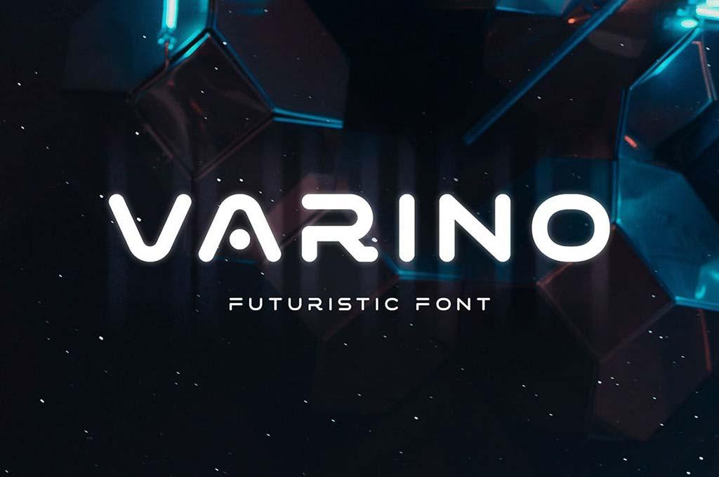 Varino — Futuristic