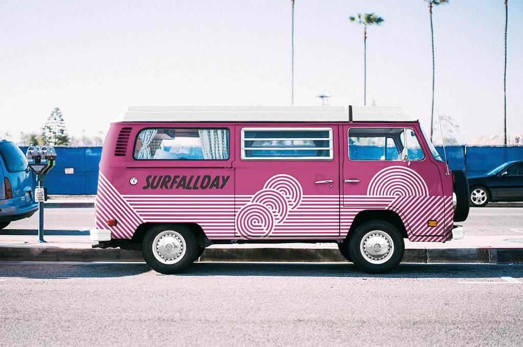 Volkswagen Mockup