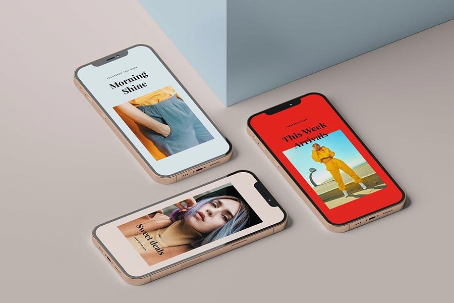iPhone 12 Pro Presentation — Mockup