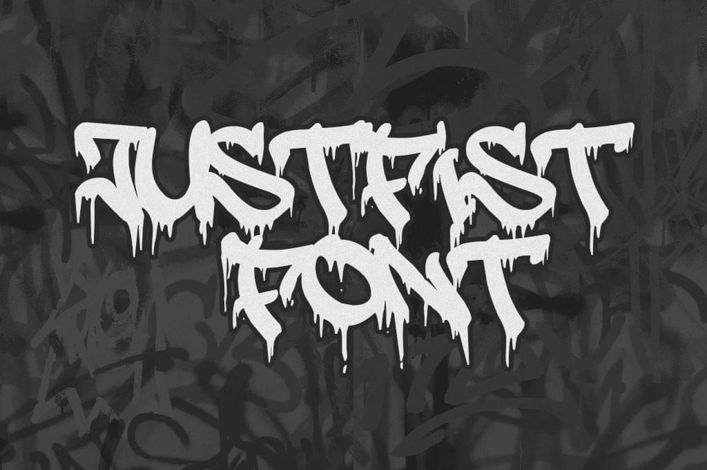 justfist2 Font
